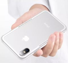 "Чохол скляний (Tempered Glass Case) для iPhone 7/8 Plus (5,5"") white"