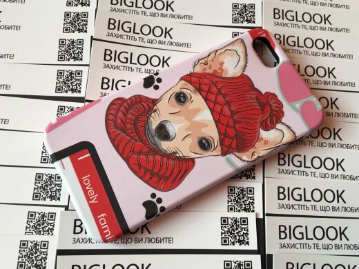 Чохол силіконовий STAR Case для iPhone 5/5S/5SE Toy Terrier