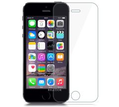 Захисне скло 2.5D 0.3mm (переднє) Tempered Glass для iPhone 5/5С/5S/5SE front / transparent