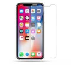 "Защитное стекло 2.5D 0.3mm (переднее) Tempered Glass для iPhone X/XS 10 (5.8"") front / transparent"